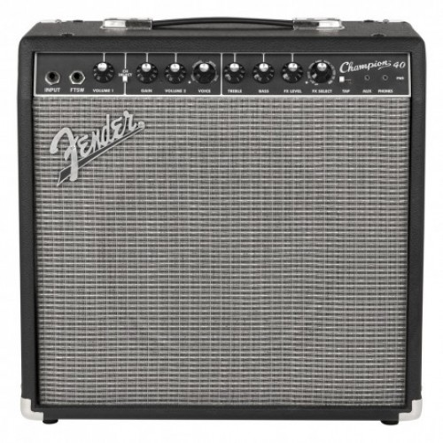 Amplificador para guitarra 40 watts - Champion40 - Fender