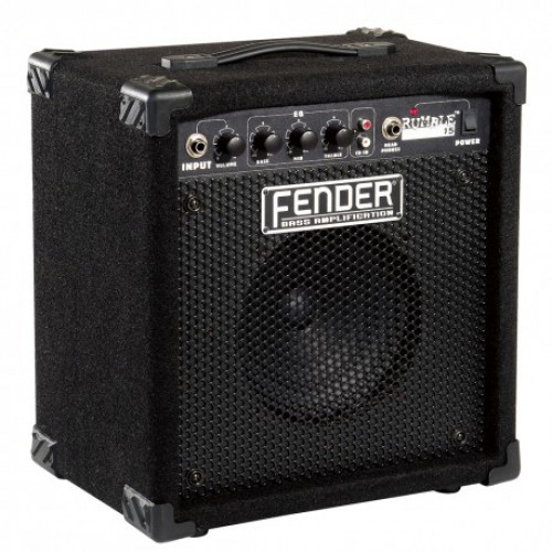"Amplificador para bajo 6"", 15 watts - RUMBLE15 - Fender"
