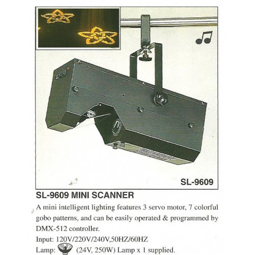 Mini Scanner - SL9609