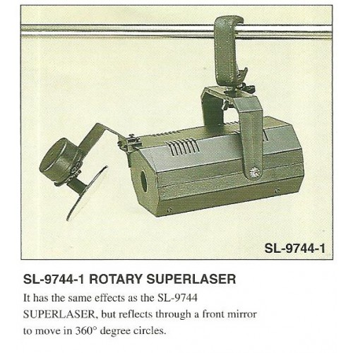 Superlaser - SL9744