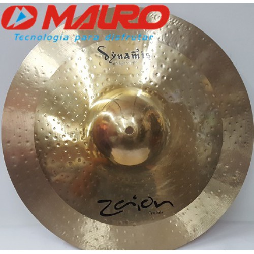 "Plato Rock Crash de 18"" - Dynamis - Zaion"